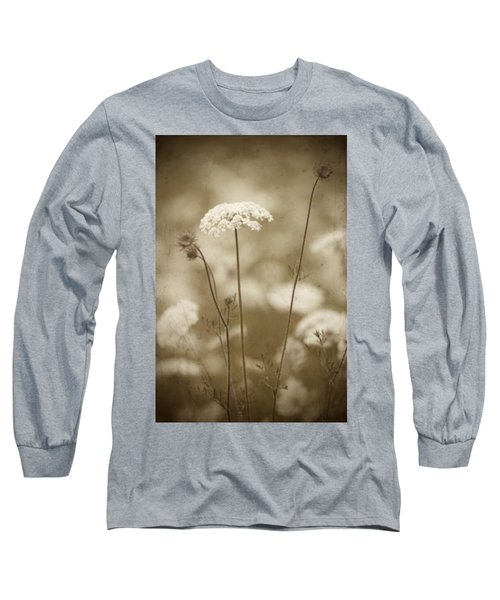 Queen Anne Lace Long Sleeve T-Shirt