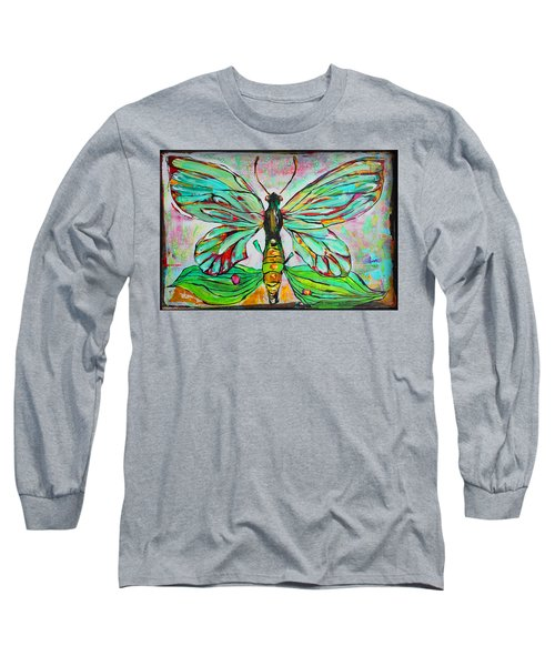 Queen Birdwing Long Sleeve T-Shirt