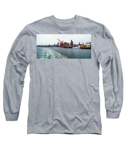 Queen City Long Sleeve T-Shirt