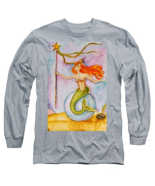 Queen Of Staves, Milandra Long Sleeve T-Shirt