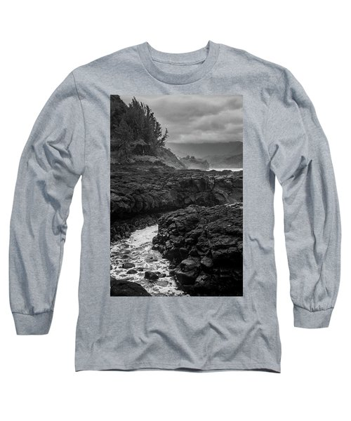 Queens Bath Kauai Long Sleeve T-Shirt