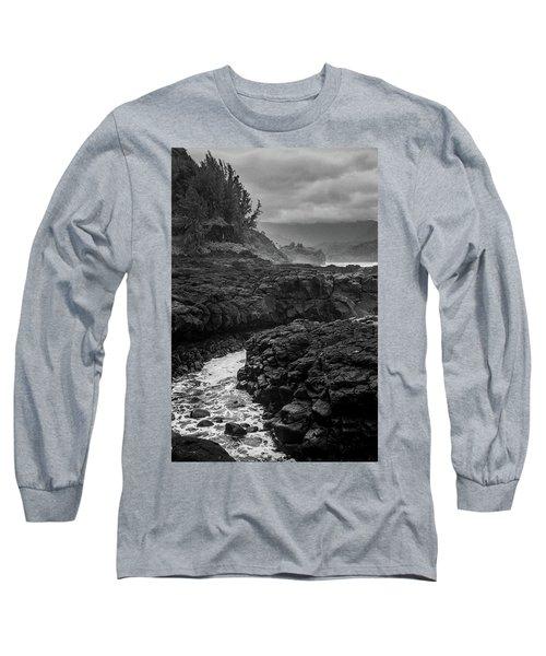 Queens Bath Kauai Long Sleeve T-Shirt