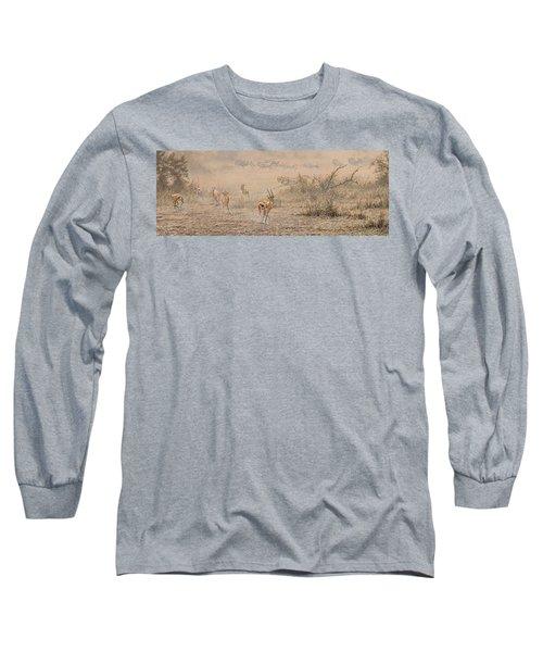 Quick Run Long Sleeve T-Shirt