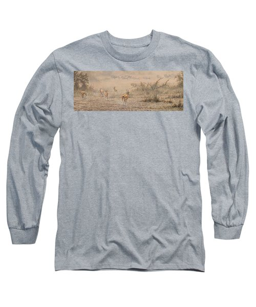 Quick Run Long Sleeve T-Shirt