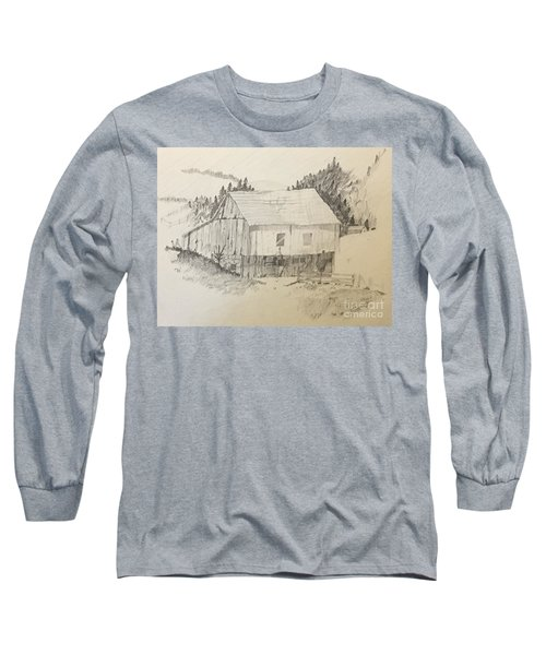 Quiet Barn Long Sleeve T-Shirt