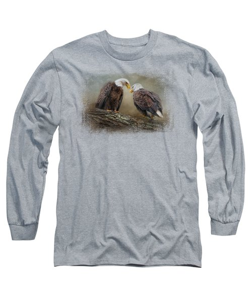 Quiet Conversation Long Sleeve T-Shirt