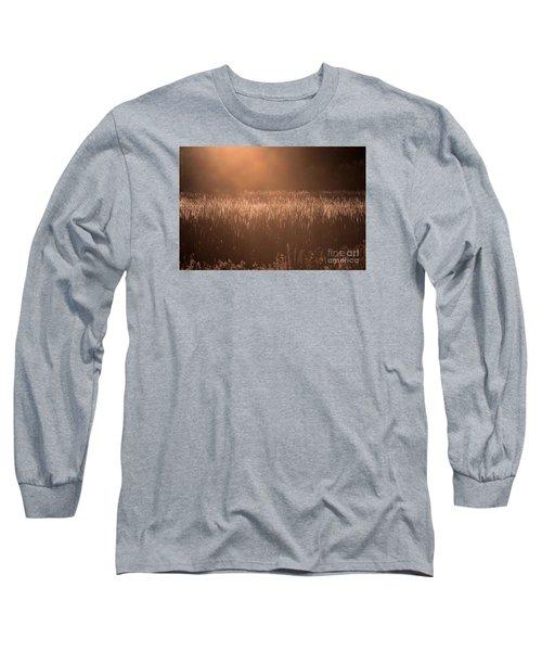 Quiet Evening Light Long Sleeve T-Shirt