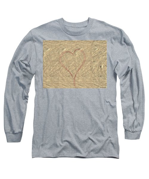 Tranquil Heart Long Sleeve T-Shirt