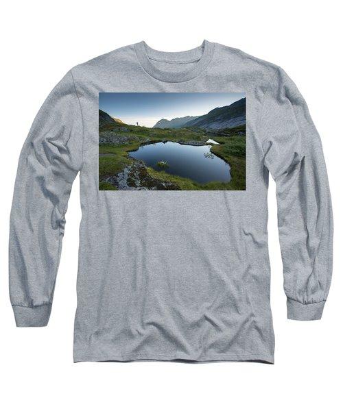 Quiet Lofoten Long Sleeve T-Shirt