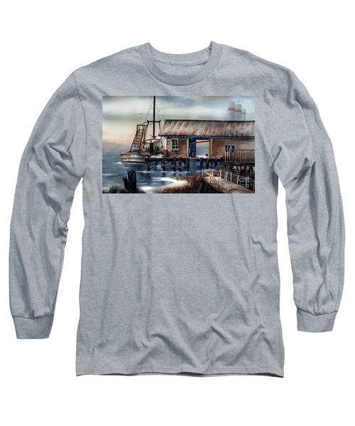 Quiet Pacific Dockside Long Sleeve T-Shirt