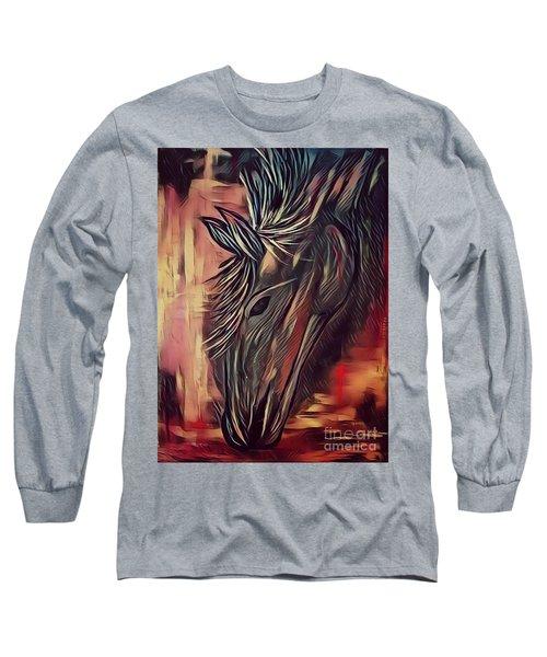Quiet Strength Long Sleeve T-Shirt