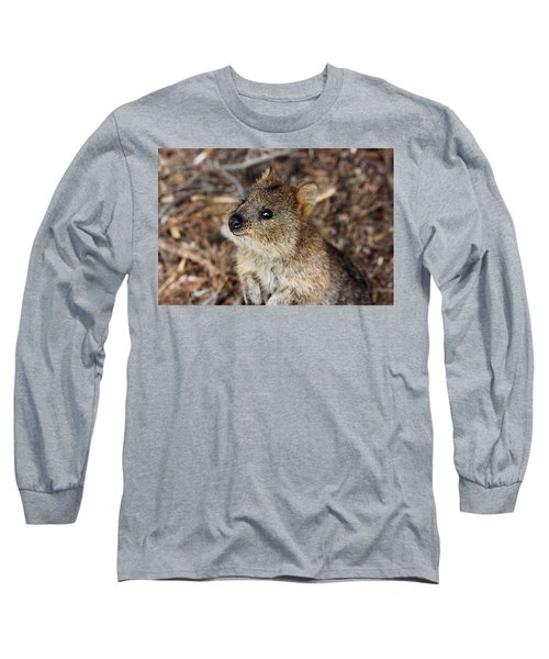 Quokka Long Sleeve T-Shirt