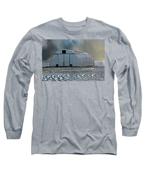 Quonset Hut Long Sleeve T-Shirt