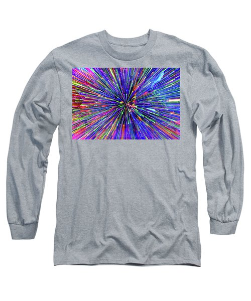 Long Sleeve T-Shirt featuring the photograph Rabbit Hole by Tony Beck