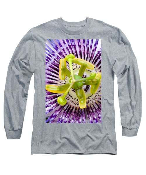 Radial Arms  Long Sleeve T-Shirt