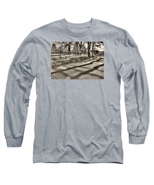 Long Sleeve T-Shirt featuring the photograph Radiance by Betsy Zimmerli
