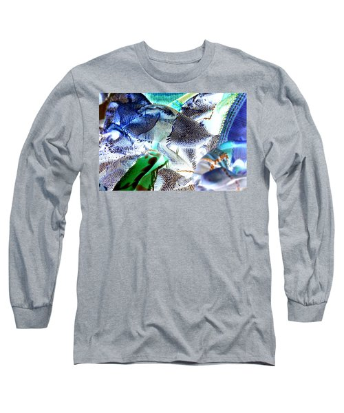 Radioactive Ribbon Long Sleeve T-Shirt