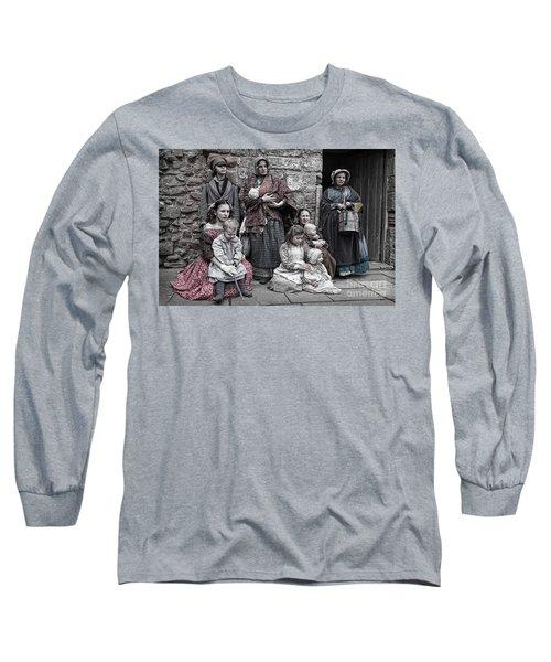 Ragged Victorians 7 Long Sleeve T-Shirt