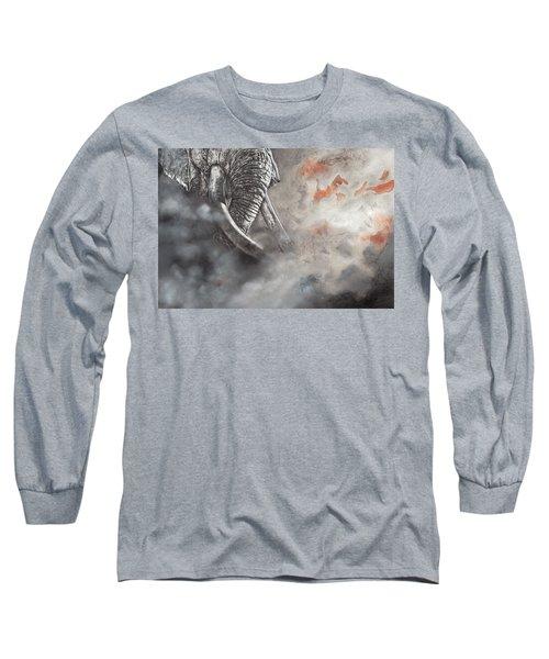 Raging Bull Long Sleeve T-Shirt