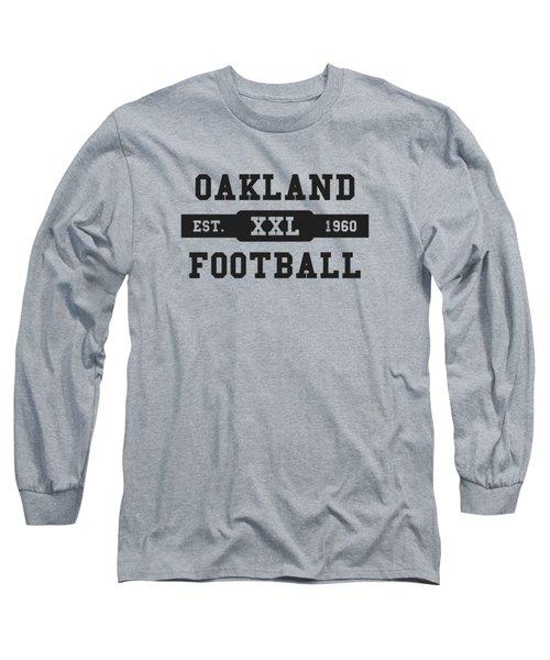 Raiders Retro Shirt Long Sleeve T-Shirt