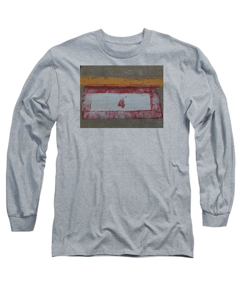 Railroad Art Long Sleeve T-Shirt