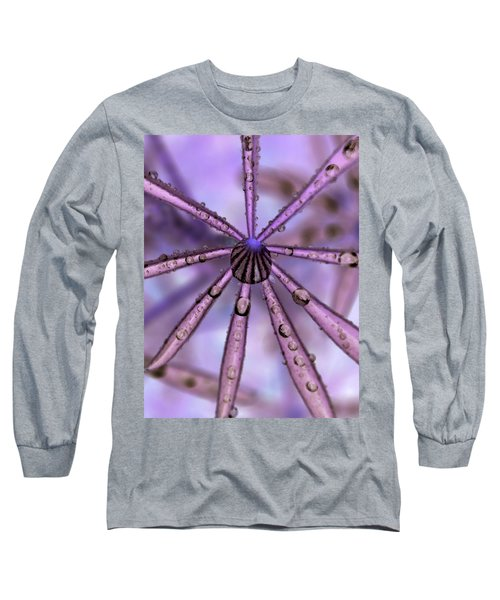 Rain Drops Long Sleeve T-Shirt