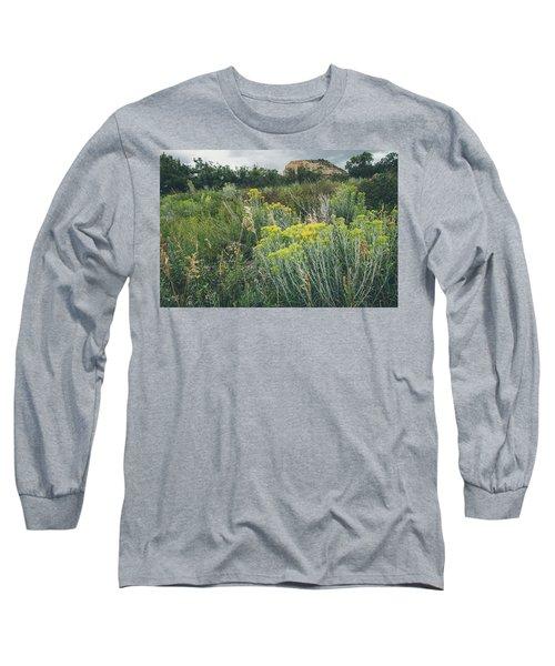 Rain Glow Long Sleeve T-Shirt