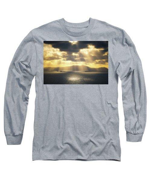 Rain Of Light Long Sleeve T-Shirt