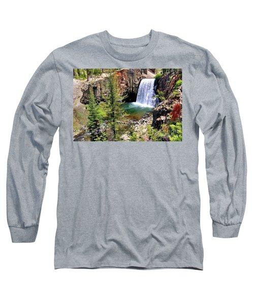 Rainbow Falls 1 Long Sleeve T-Shirt