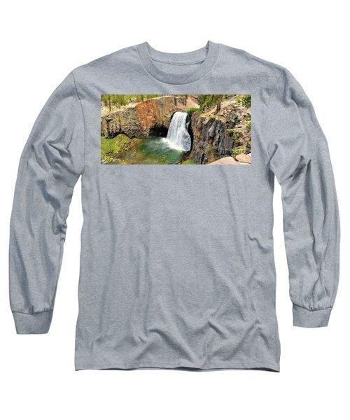 Rainbow Falls 3 Long Sleeve T-Shirt