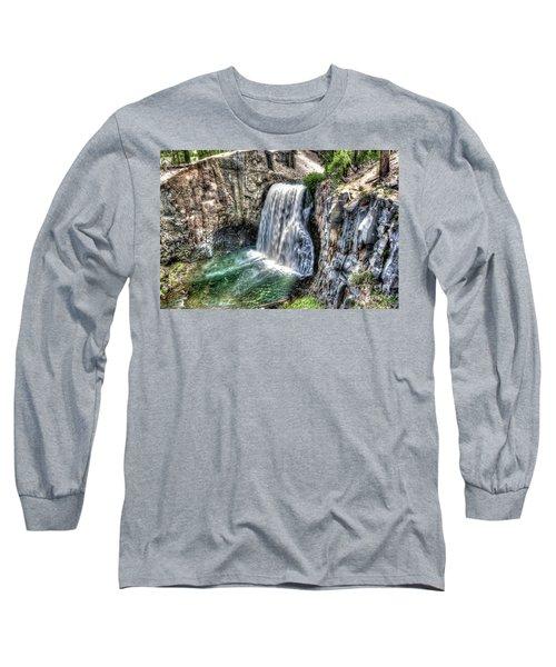 Rainbow Falls 5 Long Sleeve T-Shirt