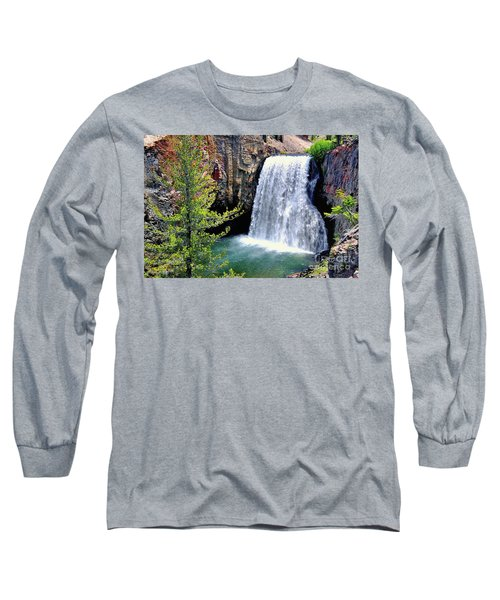 Rainbow Falls 9 Long Sleeve T-Shirt