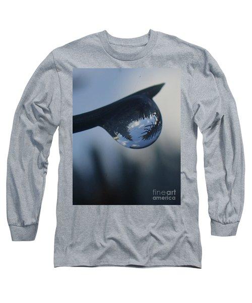 Raindrop World Long Sleeve T-Shirt