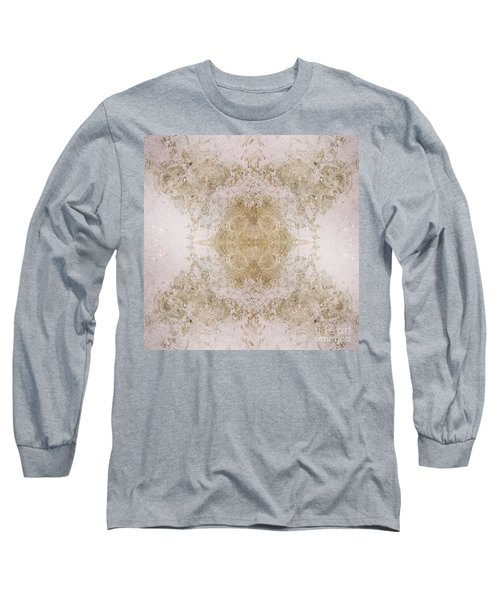 Long Sleeve T-Shirt featuring the photograph Rainfall  by Nora Boghossian