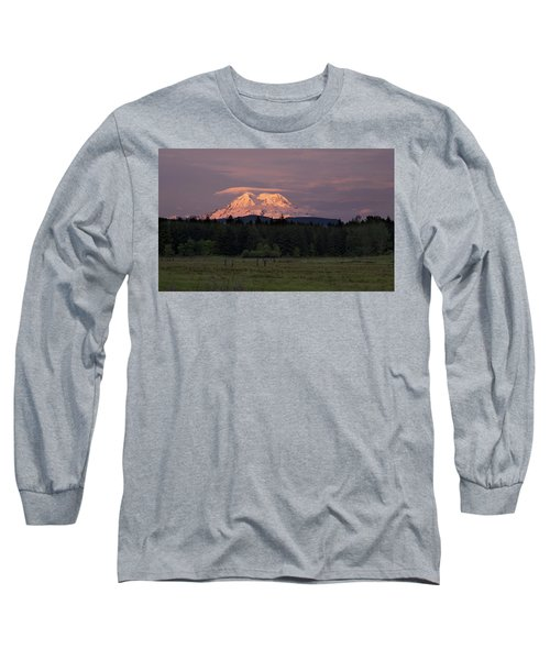 Rainier Dusk Long Sleeve T-Shirt