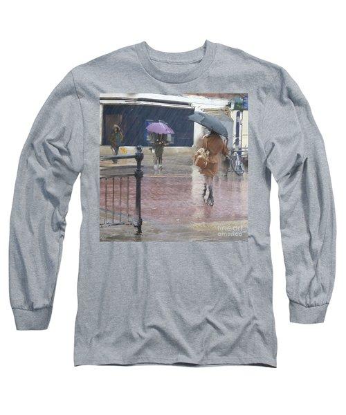 Raining All Around Long Sleeve T-Shirt