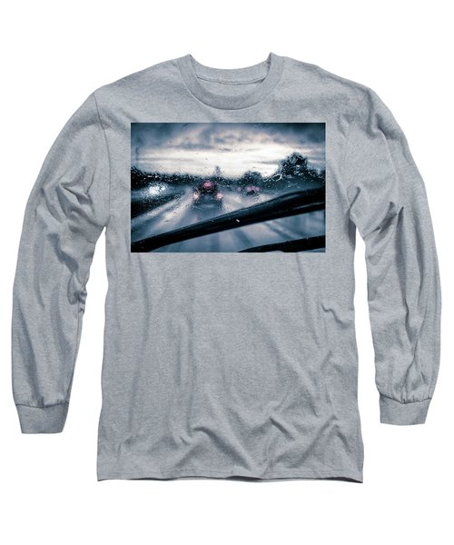 Rainy Day In July Long Sleeve T-Shirt