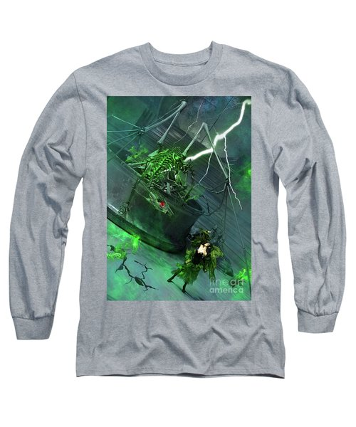 Raising The Dragon Long Sleeve T-Shirt