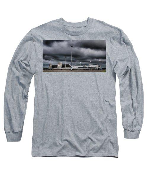 Ralph Wilson Stadium 5803 Long Sleeve T-Shirt