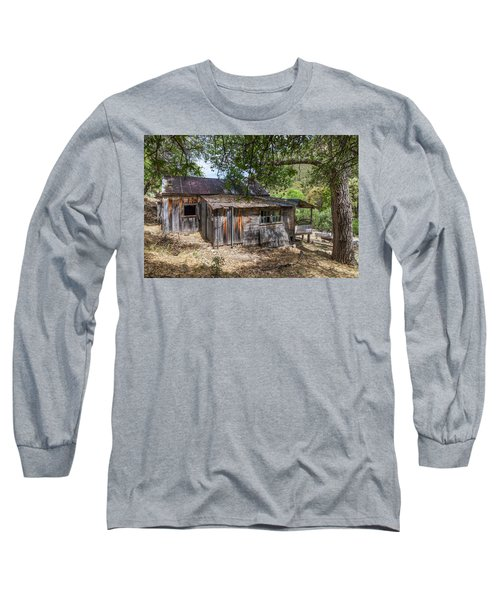 Ramsey Canyon Cabin Long Sleeve T-Shirt