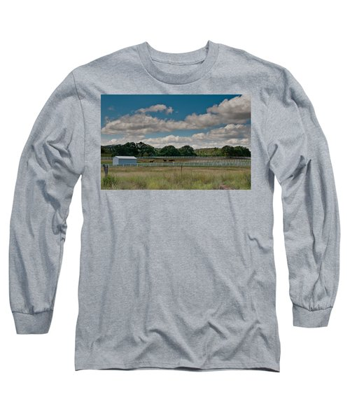Ranch Long Sleeve T-Shirt