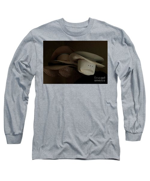 Ranch Hats Long Sleeve T-Shirt