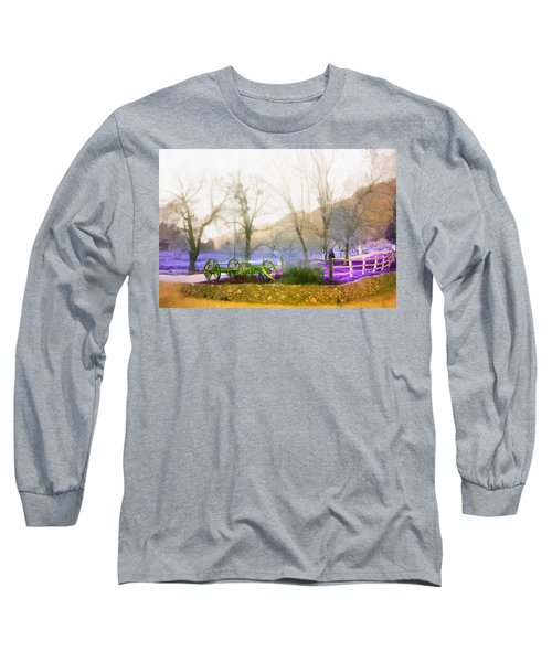 Rancho Los Rios Long Sleeve T-Shirt