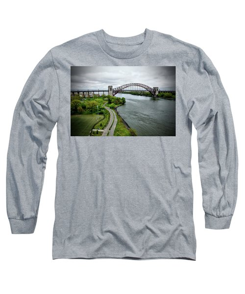 Randall's Island To Hellgate Long Sleeve T-Shirt