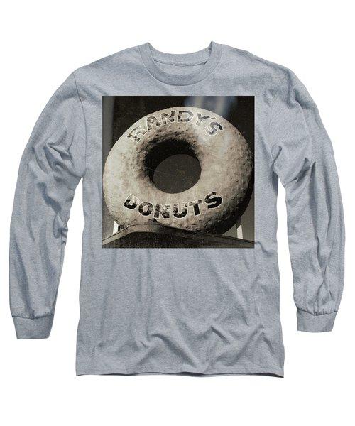 Randy's Donuts - 10 Long Sleeve T-Shirt