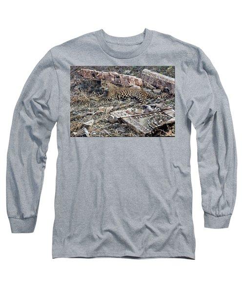 Ranthambore Apparition Long Sleeve T-Shirt
