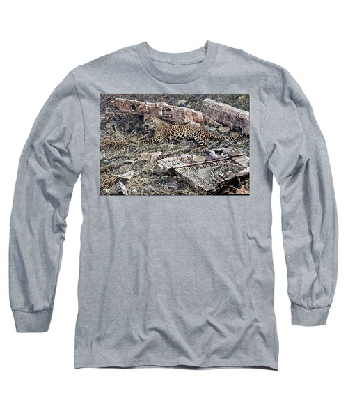 Ranthambore Apparition Long Sleeve T-Shirt