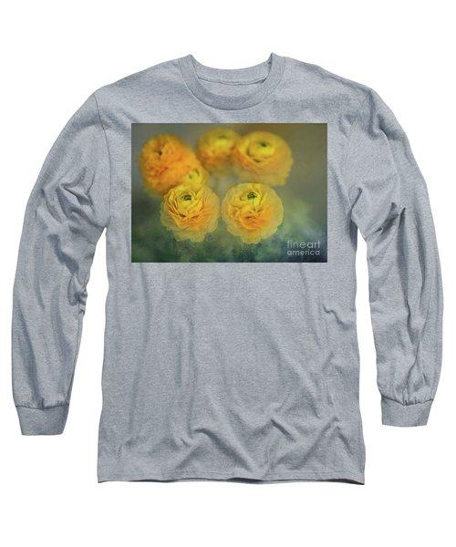 Ranunculus Long Sleeve T-Shirt