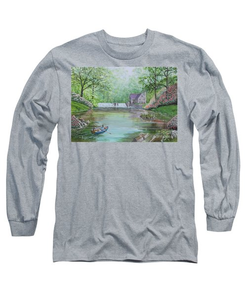 Ratty And Mole's Grand Day Out Long Sleeve T-Shirt