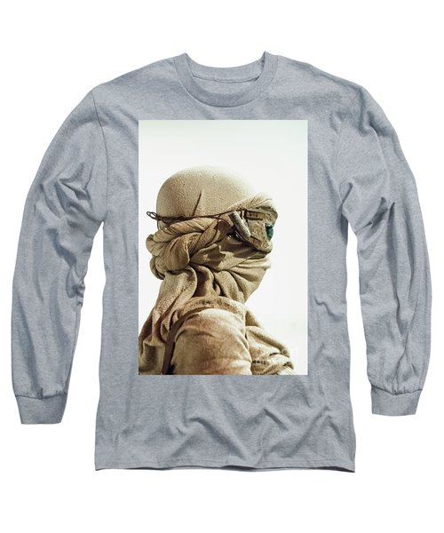 Long Sleeve T-Shirt featuring the photograph Ray From The Force Awakens by Micah May